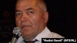 Бегмад Кӯлобиев, падари Шавкат Кӯлобиев