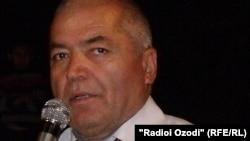 Акси Бегмад Кӯлобиев аз соли 2013