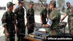 Автоматы АК-74М «Хазри» стоят на вооружении армии Азербайджана