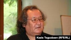 Режиссер Болат Атабаев. Алматы, 11 қараша 2007 жыл.