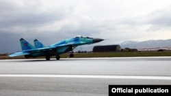 Ադրբեջան - ՄիԳ-29 օդանավը, արխիվ