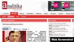 Nikolaidisov tekst na portalanalitika.me
