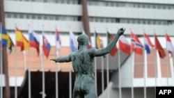Будівля Ради Європи в Страсбурзі