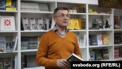 Прэзэнтацыя кнігі Сяргея Абламейкі «Настальгія»