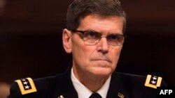 U.S. Army General Joseph Votel (file photo)