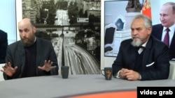 Александр Шубин и Андрей Зубов