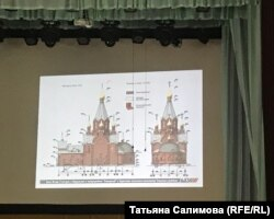 Проект храма в Томском районе