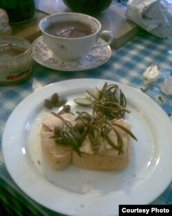 Doručak s travama
