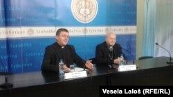 Mirko Štefković i Ladislav Nemet