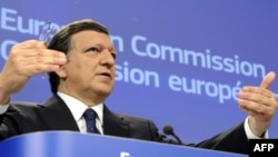 Presidenti i Komisionit Evropian, Hose Manuel Barroso.