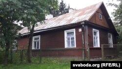 Дом Ніны Сямёнавай на вуліцы Ватуціна