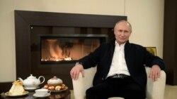 """Американские вопросы. """"Стул под Путиным покачивается""""?"""