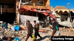 Sincar, İŞİD-dən azad olunandan sonra
