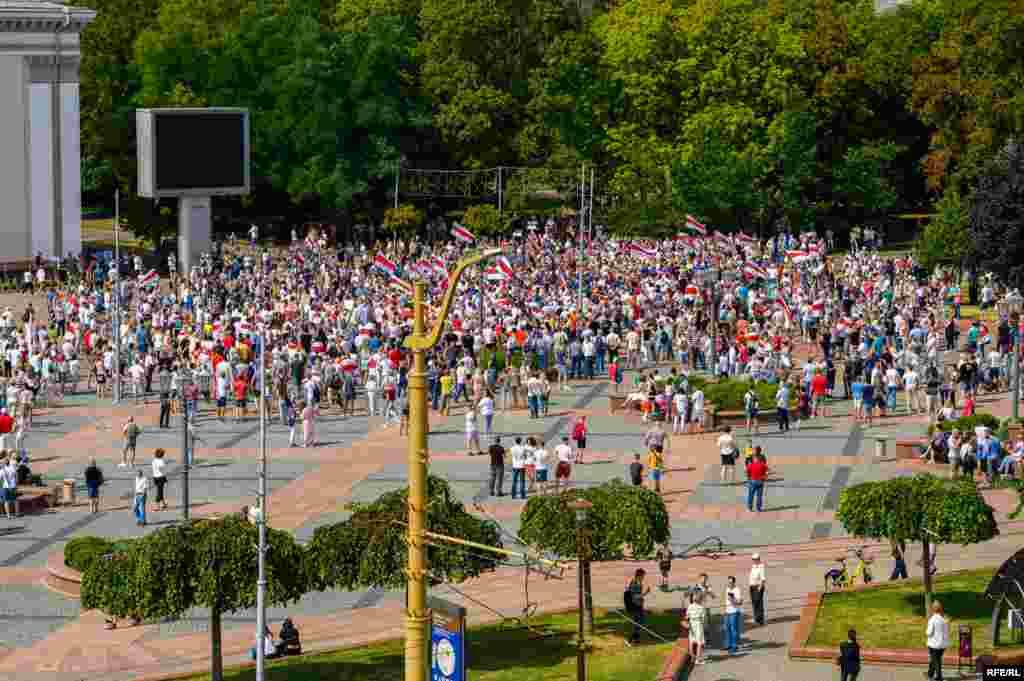 Минск, 23-август.