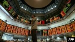 به دنبال بحران اقتصادی در جهان، ایران و سوریه گفته اند که اقتصاد «مستقل» شان کمتر از دیگر کشورها از این بحران لطمه می بیند. (عکس: AFP)