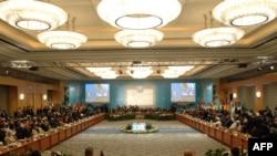 إجتماع منظمة المؤتمر الإسلامي في أسطنبول