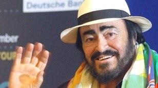 Sjećanje na Pavarottija