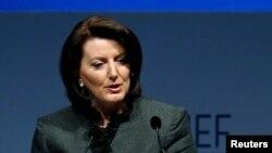 Presidentja e Kosovës Atifete Jahjaga