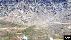 پیش از این ارتش ترکیه، با دلایلی مشابه ایران وارد خاک عراق شده تا با شورشیان مقابله کند.