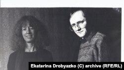 Лин Хеджинян и Аркадий Драгомощенко