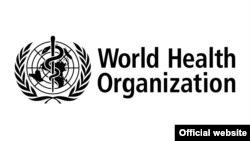 Логотип Всемирной организации здравоохранения.