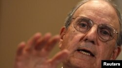 U.S. Middle East Envoy George Mitchell