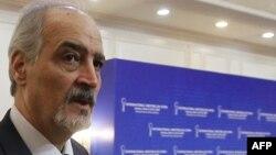 بشار جعفری، سفیر سوریه در سازمان ملل، می گوید قواعد بازی تغییر کرده است.