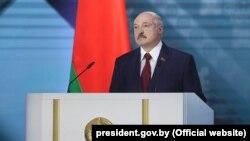 Аляксандар Лукашэнка. Ілюстрацыйнае фота.