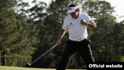 В гольф-клубе Augusta National – одни джентльмены.