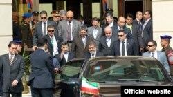 Од посетата на Ахмадинеџат на Египет и средбата со Мухамед Морси