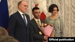 Gubernator Boris Dubrovskiy, ombudsman Margarita Pavlova va Olamafruz Abdullaev