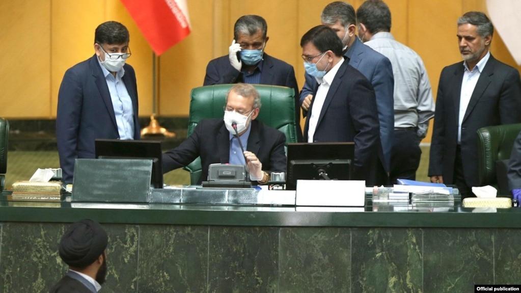 جلسه مجلس ایران در روز ۳۰ اردیبهشت