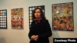 "Уметничката Петра Јовановска е добитничка на гран-при на 14-от Зимски салон на тема ""Секспресија"""