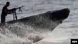 دورية في مياه الخليج