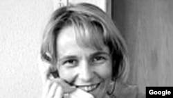 Romania - Sabina Fati, RFE Romanian Service correspondent in Bucharest, undated