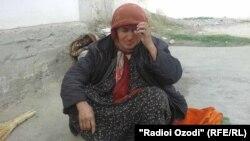 Сарварбӣ Шарипова