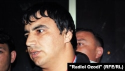Зоирҷон Пиров, варзишгари тоҷик