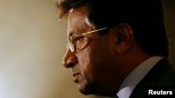 Бывший президент Пакистана Первез Мушарраф. 15 сентября 2010 года.