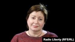 Правозащитница и журналист Ольга Романова