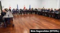 Грузинская оппозиция представила проект изменений в избирательное законодательство