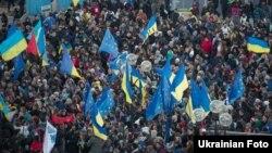 Євромайдан у Києві, 27 листопада 2013 року