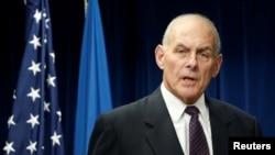 Sekretari për Siguri Kombëtare i SHBA-së, John Kelly.