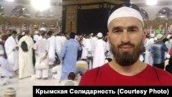 Qarasuvbazardaki «Hizb ut-Tahrir davasınıñ» mabüslerinden biri Ayder Capparov