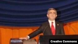 Սերժ Սարգսյանի առաջին երդմնակալությունը, 9-ը ապրիլի, 2008