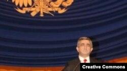 Սերժ Սարգսյանի երդմնակալության արարողությունը, 9 ապրիլի, 2008 թ.