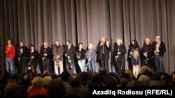 «Əsəd bəyin əzabları» filminin premyerası - 2 may 2013