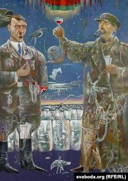 «Чаркаваньне», Аляксей Марачкін