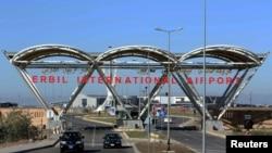 تصویری آرشیوی از فرودگاه بینالمللی اربیل