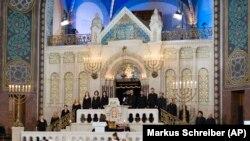 Берлинера синагога