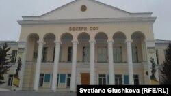 Специализированный межрайонный военный суд по уголовным делам. Астана.